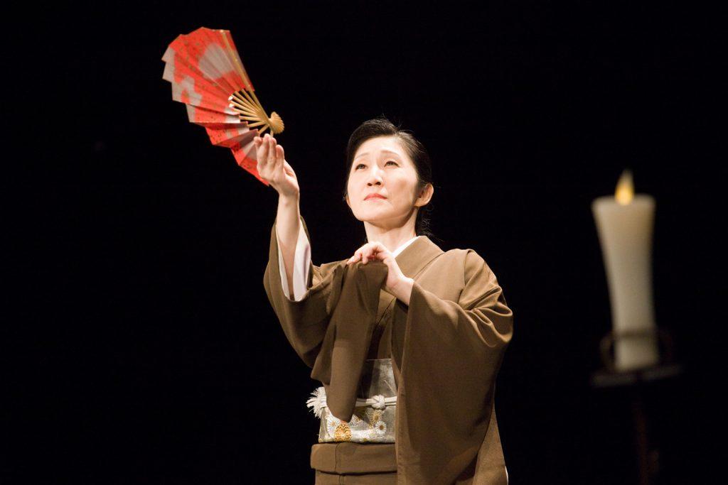 シリーズ:和装の人たち 舞踊家「桐崎鶴女」6