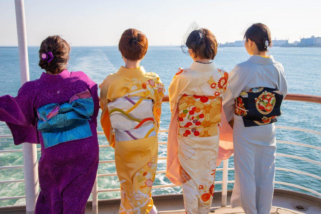 シリーズ:和装の人たち 和装コンサルタント 「上杉惠理子」 3