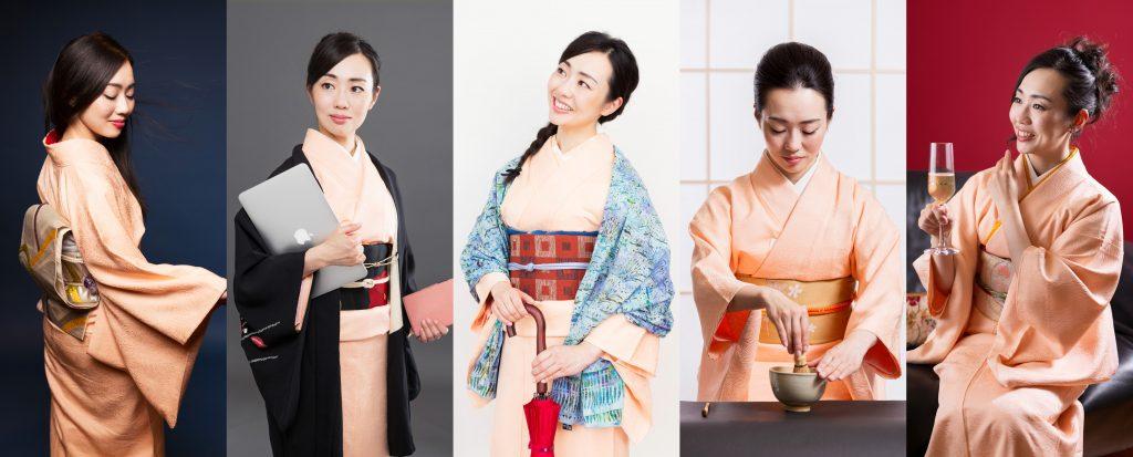 シリーズ:和装の人たち 和装コンサルタント 「上杉惠理子」 1