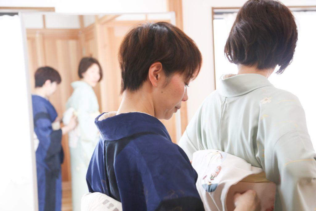 シリーズ:和装の人たち 和装コンサルタント 「上杉惠理子」 6