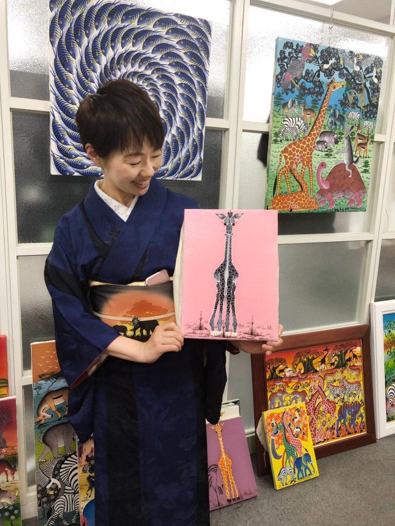 シリーズ:和装の人たち 和装コンサルタント 「上杉惠理子」 4