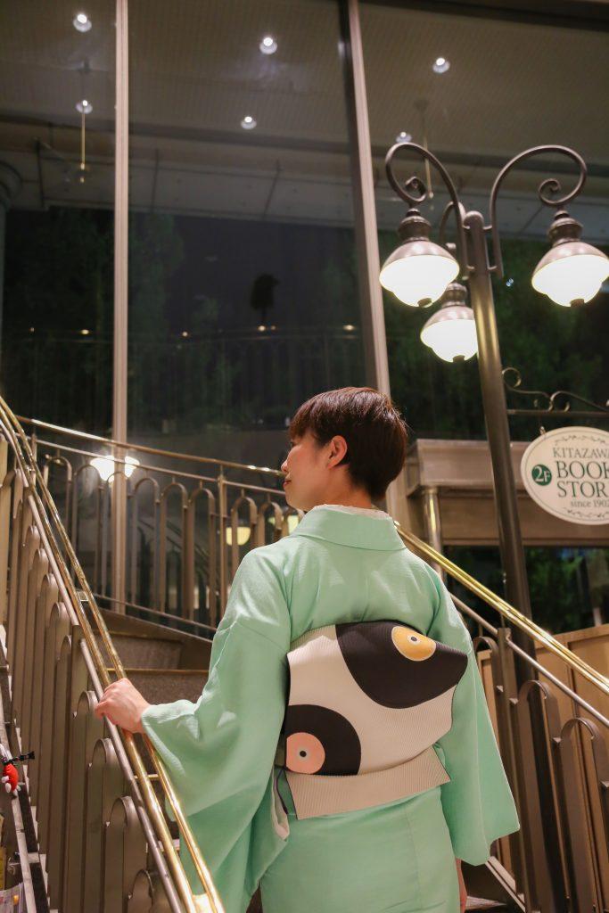 シリーズ:和装の人たち 和装コンサルタント 「上杉惠理子」 7