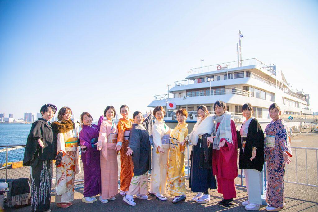 シリーズ:和装の人たち 和装コンサルタント 「上杉惠理子」10