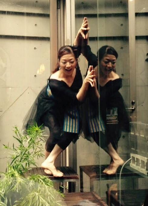 シリーズ和装の人たち 多面体表現者「中村明日香」最終回