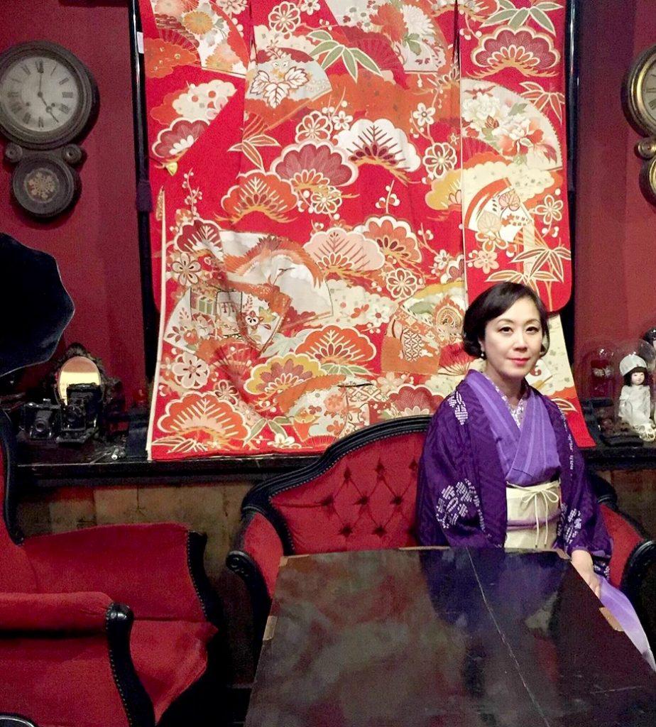 シリーズ和装の人たちシーズン2 デザイナー「泉千景」最終回