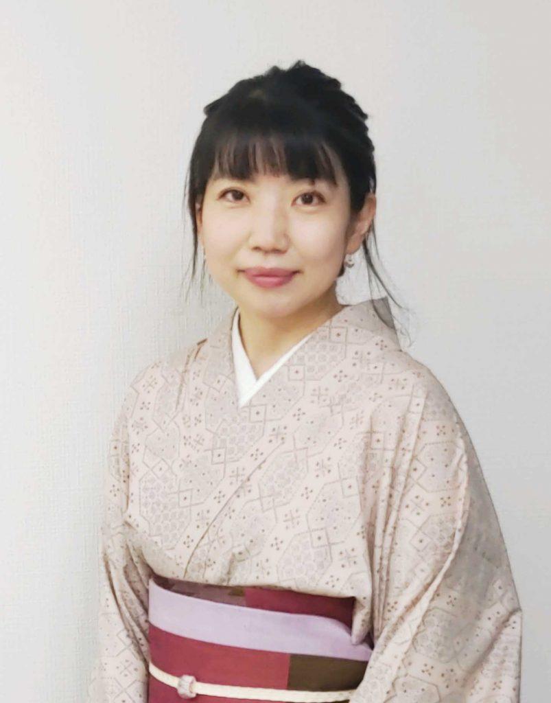 シリーズ和装の人たちシーズン2 加賀ゆびぬき講師・絹糸アクセサリー作家「千明 幸代」1